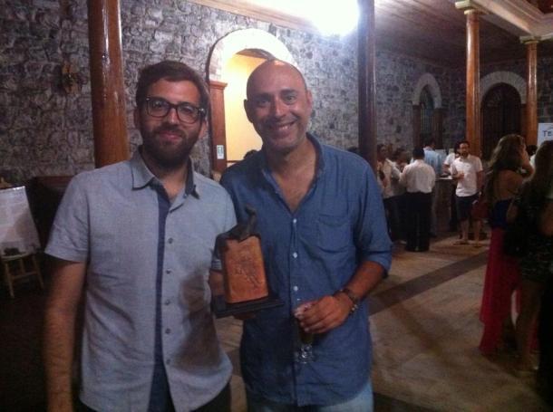 """Los ganadores del 7º Ficiqq: Bruno Salas (""""Escapes de gas"""") y Mario Jara (""""Año cero""""), Premios al Mejor Largometraje Nacional e Internacional"""